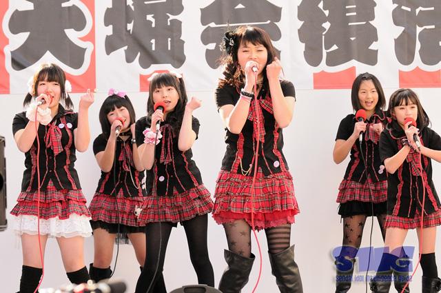 SCK45 大堀会復活祭ステージ